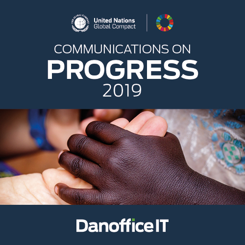 UN Global Compact Communications On Progress Report